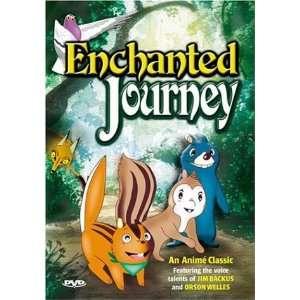 Enchanted Journey Orson Welles, Jim Backus, Peter