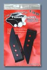 Harley Davidson Fairing Bracket Repair Kit FLH FLHT Touring 89 12