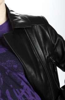 womens new black lambskin leather moto biker jacket style uf 2990l