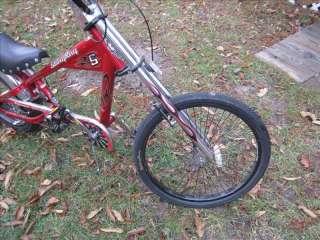 Schwinn Sting Ray Orange County OCC Chopper Bicycles Bike