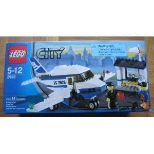 Lego City Set #2928 Airplane: Toys & Games