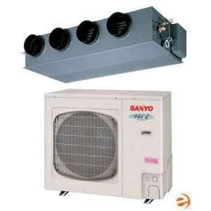Duct Ceiling Heat Pump Mini Split System   36,200