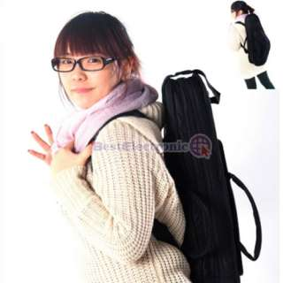 New Foam Padded Alto Saxophone Bag Sax Case Black