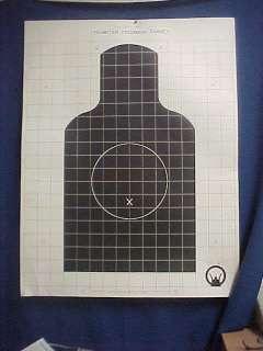 10 PAPER TARGETS SHOOTING RANGE TARGET X LARGE HEAVYDTY