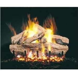 Peterson Gas Logs 30 Inch Cedar Vented Propane Gas Log Set