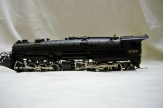 AHM HO 2 8 8 2 MALLET STEAM ENGINE PENNSYLVANIA RIVAROSSI HO SCALE AHM