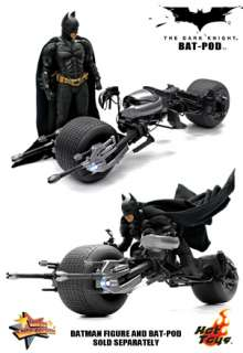 HOTTOYS HOT TOYS BATMAN DARK KNIGHT BATPOD BAT POD 1/6 FIGURE MMS70