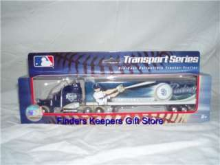 Diecast Collectibles MLB Gift Toys Merchandise Tractor Trailer