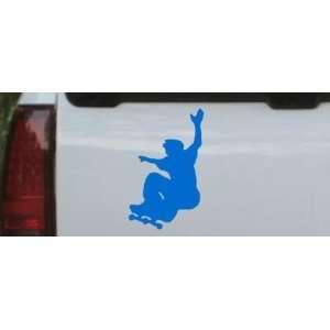 Free Style Skate Boarding Sports Car Window Wall Laptop Decal Sticker