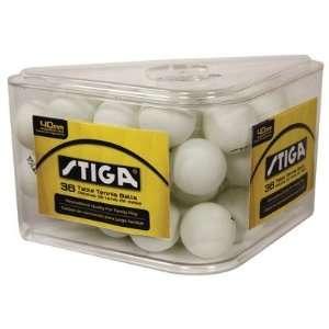Stiga T1442 Table Tennis Ball Multi Pack Sports