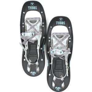 TUBBS FLEX TRK Snowshoes Snow Shoe Pair 22 Womens Blue